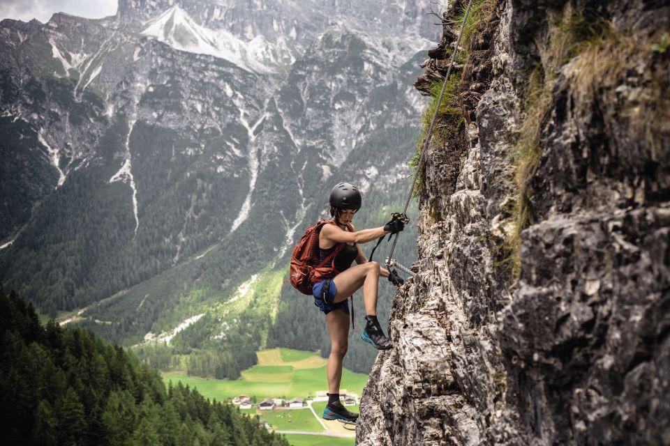 St Jodok Klettersteig : Familien klettersteig programm im tiroler wipptal einführung und