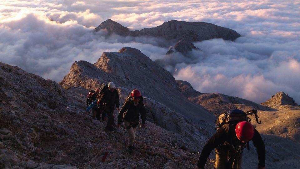 Klettersteig Julische Alpen : Bergfex julische alpen klettersteig tour goriška