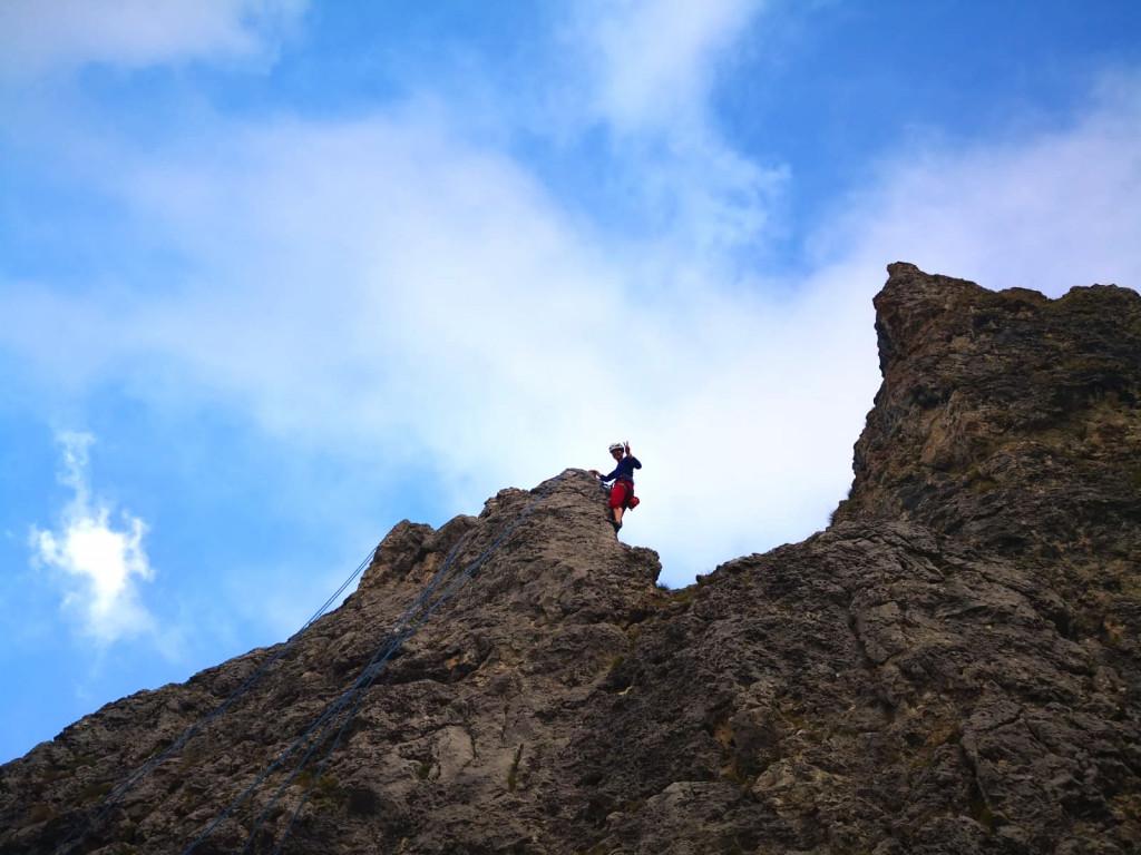 Kletterausrüstung Regensburg : Aufbaukurs alpinklettern u2013 festigung und weiterbildung dav summit club