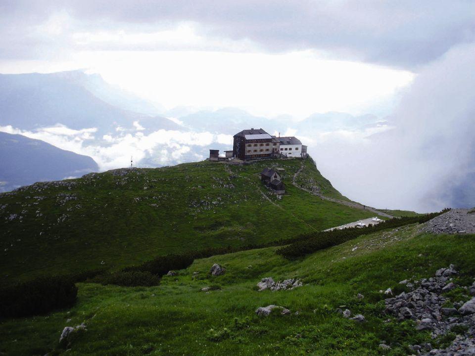 Klettersteig Watzmann : Watzmann Überschreitung hocheck mittelspitze südspitze