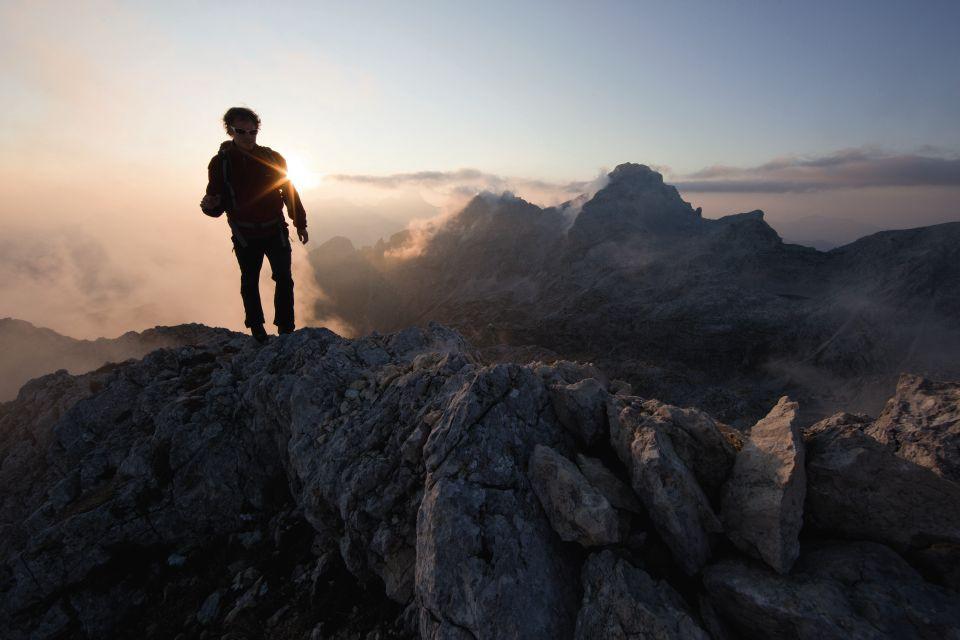 Klettersteig Julische Alpen : Klettersteige in den julischen alpen ratsch bladl