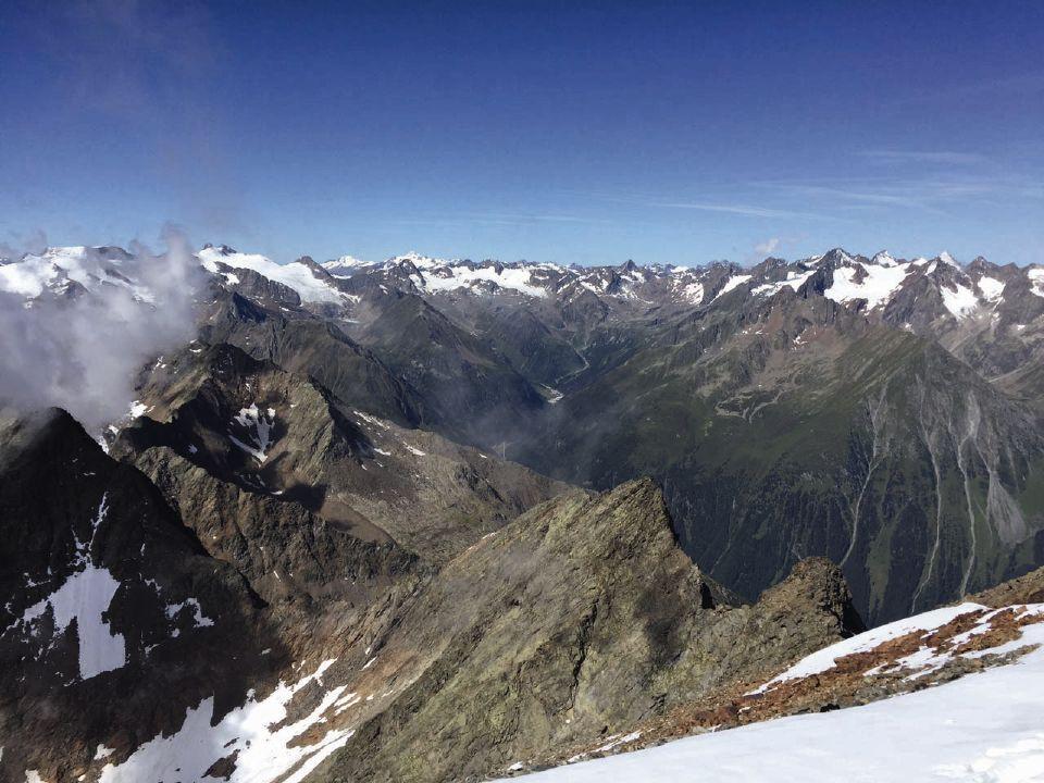 Klettersteig Ilmspitze : Anspruchsvolle klettersteige mit dreitausender besteigung in den