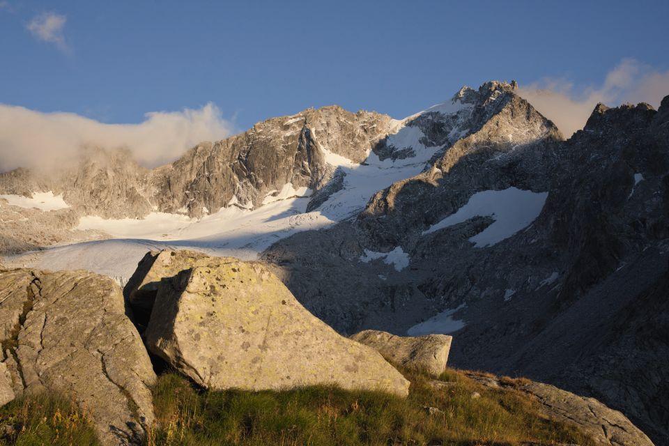 Klettersteig Comer See : Hochalpine durchquerung und klettersteige im bergell dav summit club