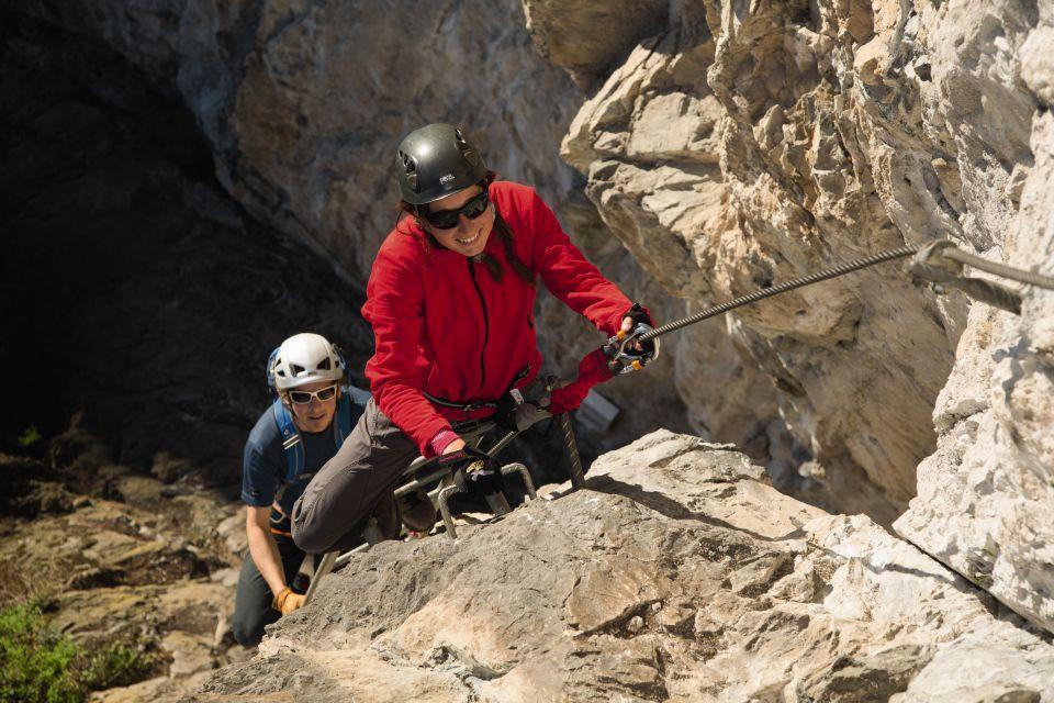 Klettersteig Immenstadt : Grundkurs klettersteig kompakt im Ötztal treffpunkt der