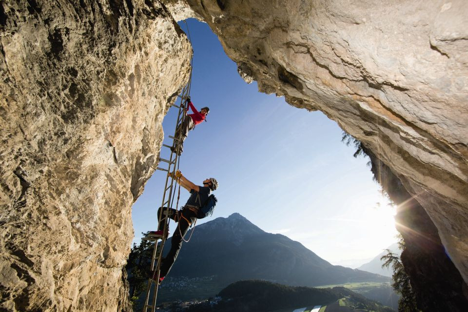 Klettersteig Oetztal : Grundkurs klettersteig kompakt im Ötztal treffpunkt der