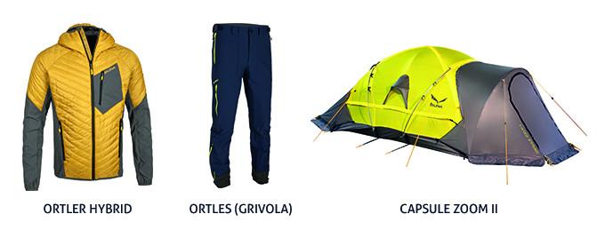 Salewa Capsule Zoom II 2 Personen Zelt online kaufen
